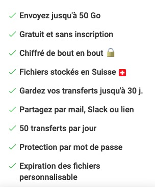 Swiss Transfer