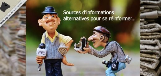 Sources d'informations alternatives