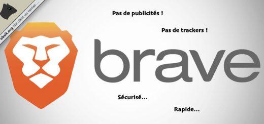 Brave browser navigateur