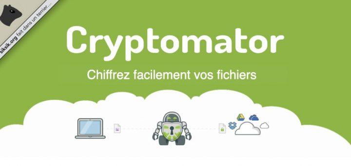 Chiffrement avec Cryptomator