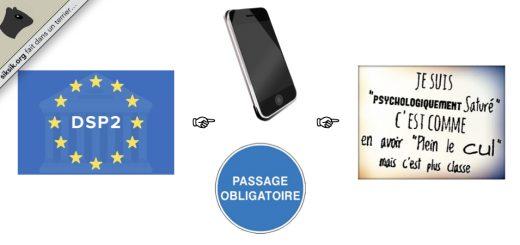 DSP2 Directive sur les Services de Paiement