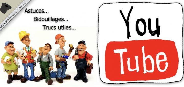 Astuces, bidouillages et trucs utiles pour YouTube